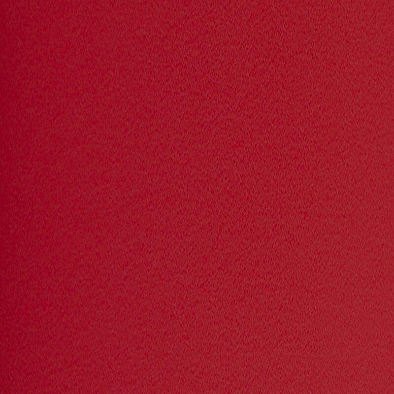 Deckenleuchte Filz Rot